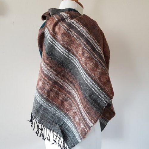 Vvv8 3145153. 40x200cm.scarf.silk +wool optimized